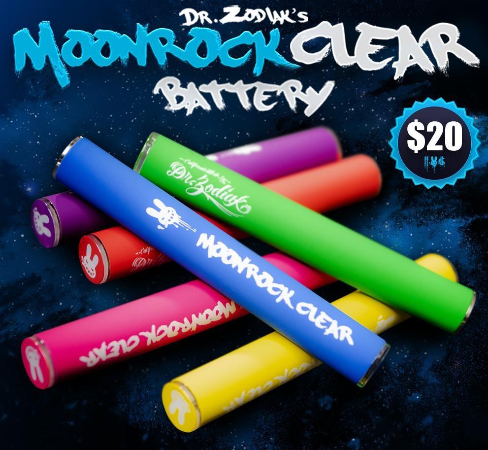 Dr. Zodiak's Moonrock Batteries